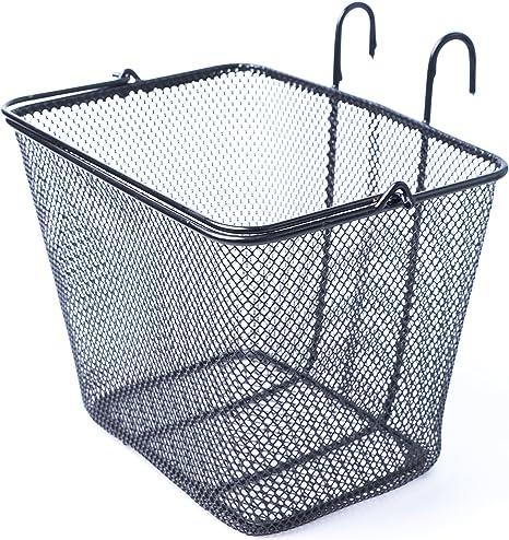 Cesta para bicicleta de Romstom, cesta para manillar de bicicleta ...