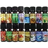 Olio Essenziali Profumato Concentrato 16 bottiglie