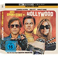 Once Upon A Time In... Hollywood [Limited Vinyl Collector's Edition] (Exklusiv bei Amazon.de) [4K UHD und Blu-ray] [Alemania] [Blu-ray]