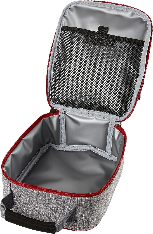 04225acda0 Reebok Ridgeway Lunch Bag (Medium Grey Heather)  Amazon.co.uk  Sports    Outdoors