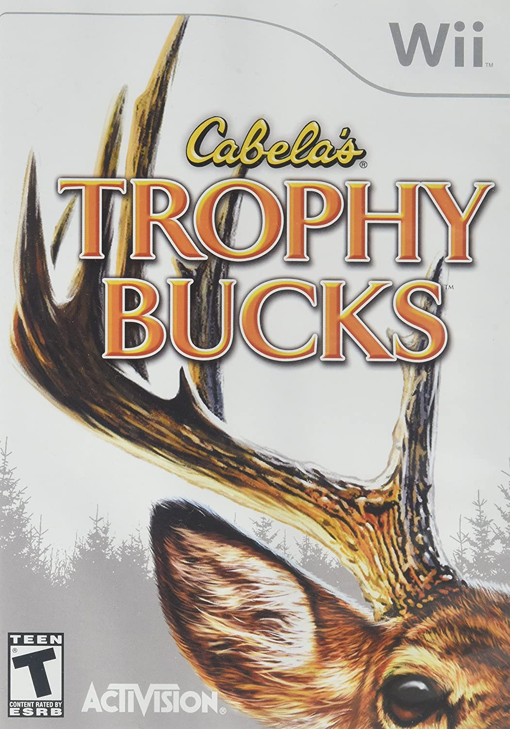 Amazon com: Cabela's North American Trophy Bucks - Xbox 360