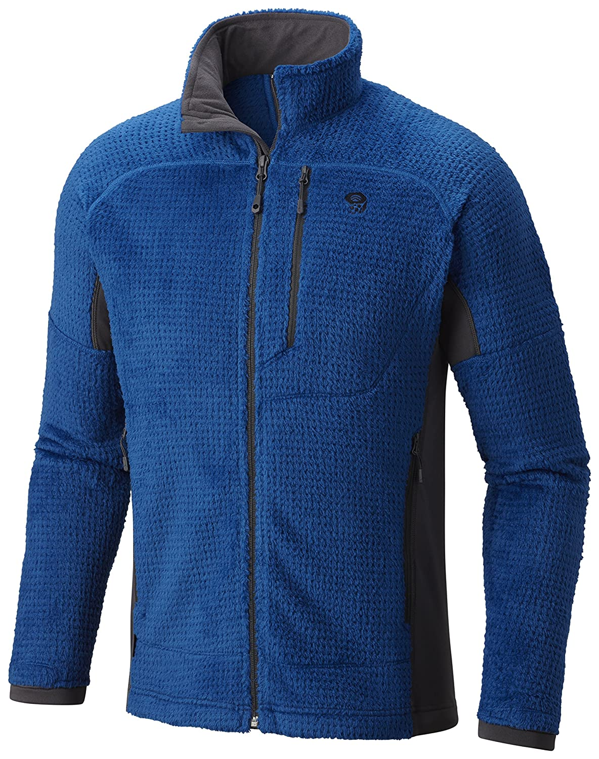 Mountain Hardwear Man (Wandern und Camping Maglia In Pile Monkey Man Grid Ii