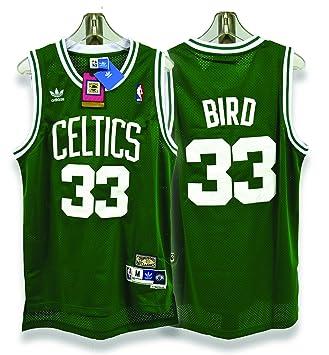 huge discount 77a51 0c87e Larry Bird Boston Celtics Swingman Jersey Hardwood Classics ...