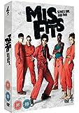 Misfits - Series 1 and 2 Box Set [DVD]