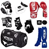 Venum Challenger 2.0 MMA Training Bundle, Red