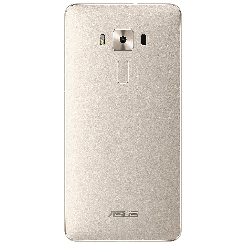 ASUS ZS570KL 2J004WW Zenfone 3 Deluxe – Smartphone 14 47 cm 5 7 Zoll WLAN Videoaufnahmen 4 K RAM 6 GB 64 GB interner Speicher 23 MP Kamera