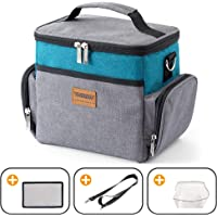 Insulated Lunch Box Lunch Bag for Men Women Kids