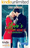 First Street Church Romances: Love's Christmas Miracle (Kindle Worlds Novella) (Love is a Destination Book 3)
