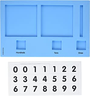 Amazon.com: Didax Educational Resources Place Value Flip Stand ...