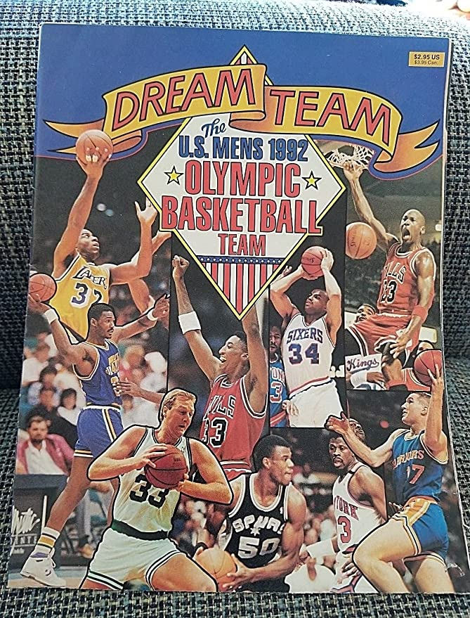 Amazon com : 1992 USA Olympic