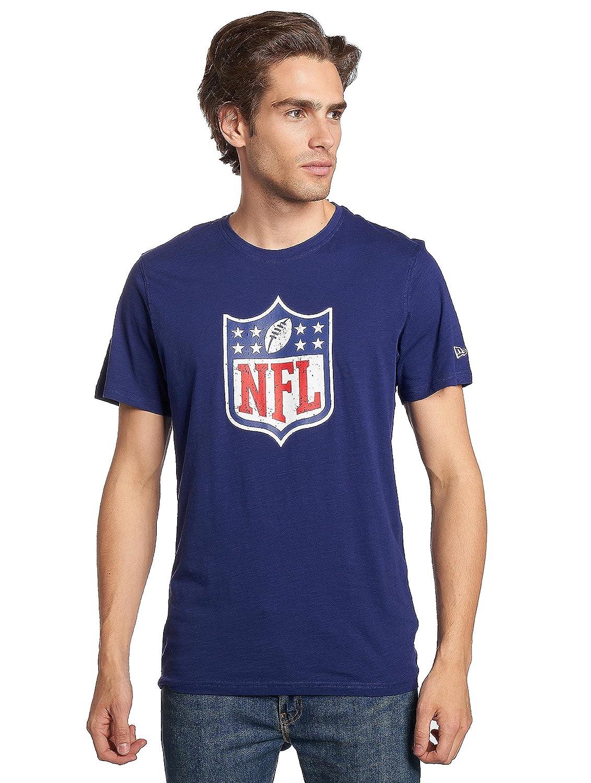 New Era Herren T-Shirt NFL Generic Logo Lightweight