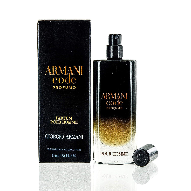 Amazon.com   Giorgio Armani Code Profumo Parfum Pour Homme Spray for Men,  0.5 Ounce   Beauty f8a95fcea585
