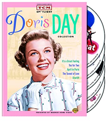 Amazon com: TCM Spotlight: Doris Day Collection (It's a