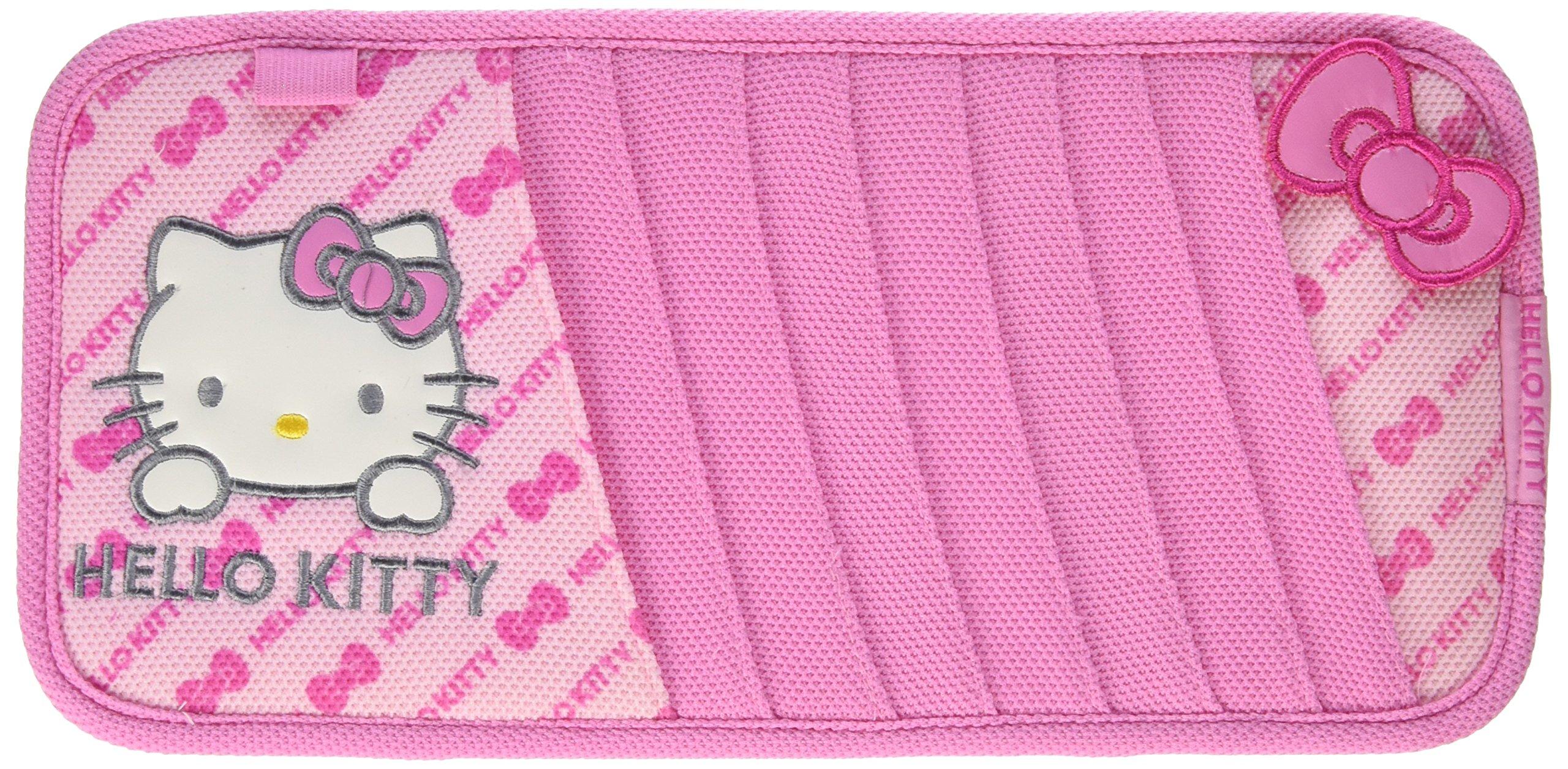 Hello Kitty Sanrio Bows Pink CD Visor Organizer by Sanrio