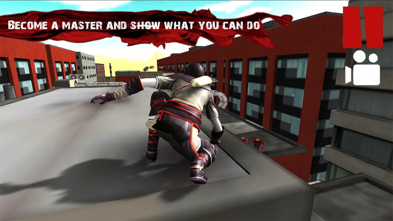 Parkour Ninja Samurai 3D: Amazon.es: Appstore para Android