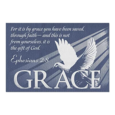 Ephesians 2:8 - Inspirational (Premium 1000 Piece Jigsaw Puzzle for Adults, 20x30, Made in USA!): Toys & Games