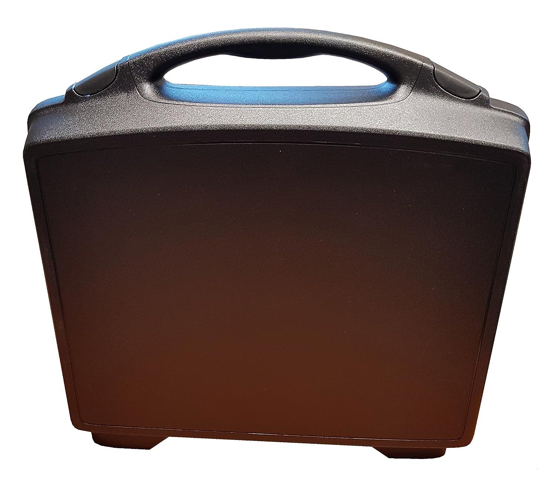 ABS Universal-Koffer mit Noppenschaumeinlage 486 x 460 x 136 mm 21L