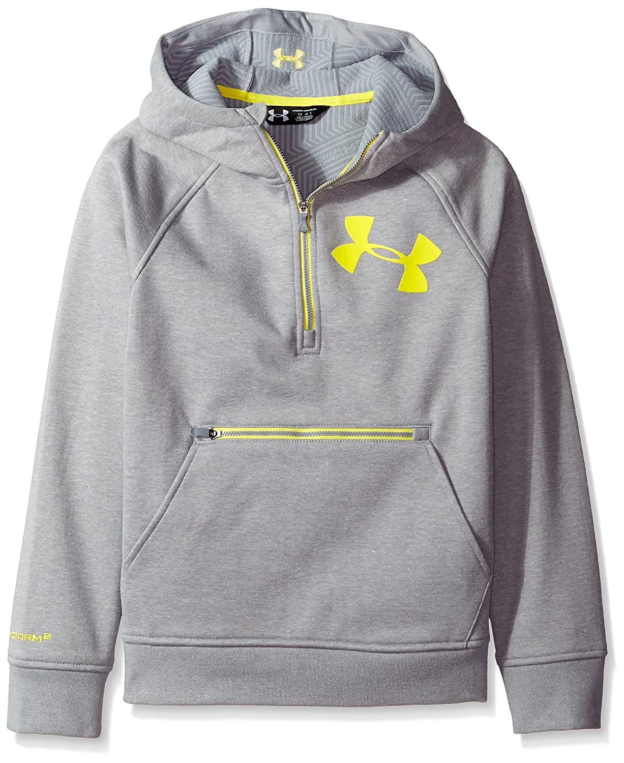 Under Armour Boys' Storm ColdGear Infrared Dobson ½ Zip Hoodie Under Armour Outdoors