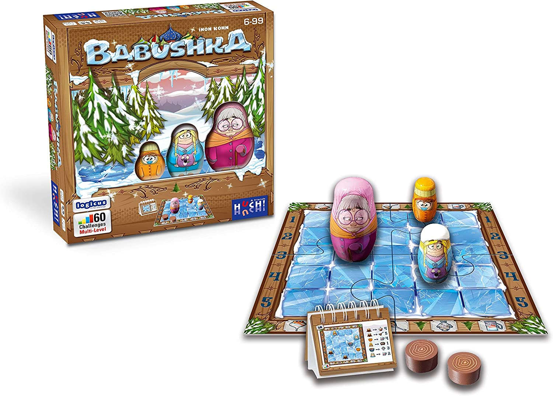 Huch & Friends 879691 Babushka - Juego de Estrategia: Amazon.es: Juguetes y juegos