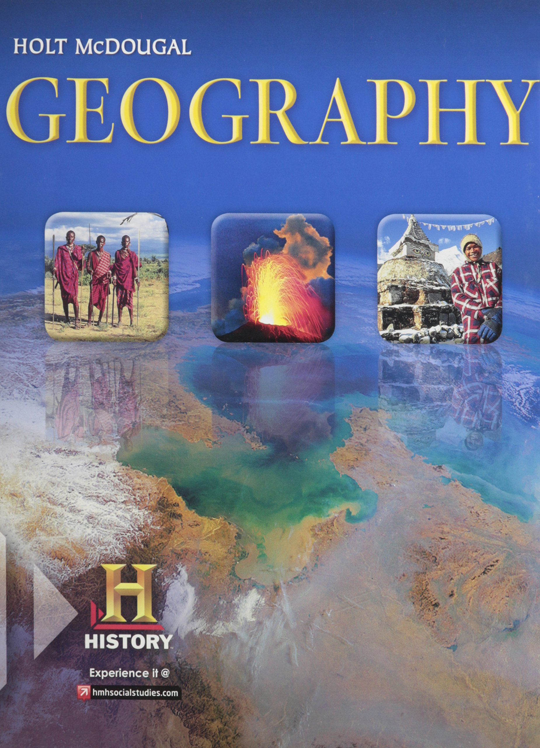Geography: Student Edition 2012: HOLT MCDOUGAL: 9780547491103: Amazon.com:  Books