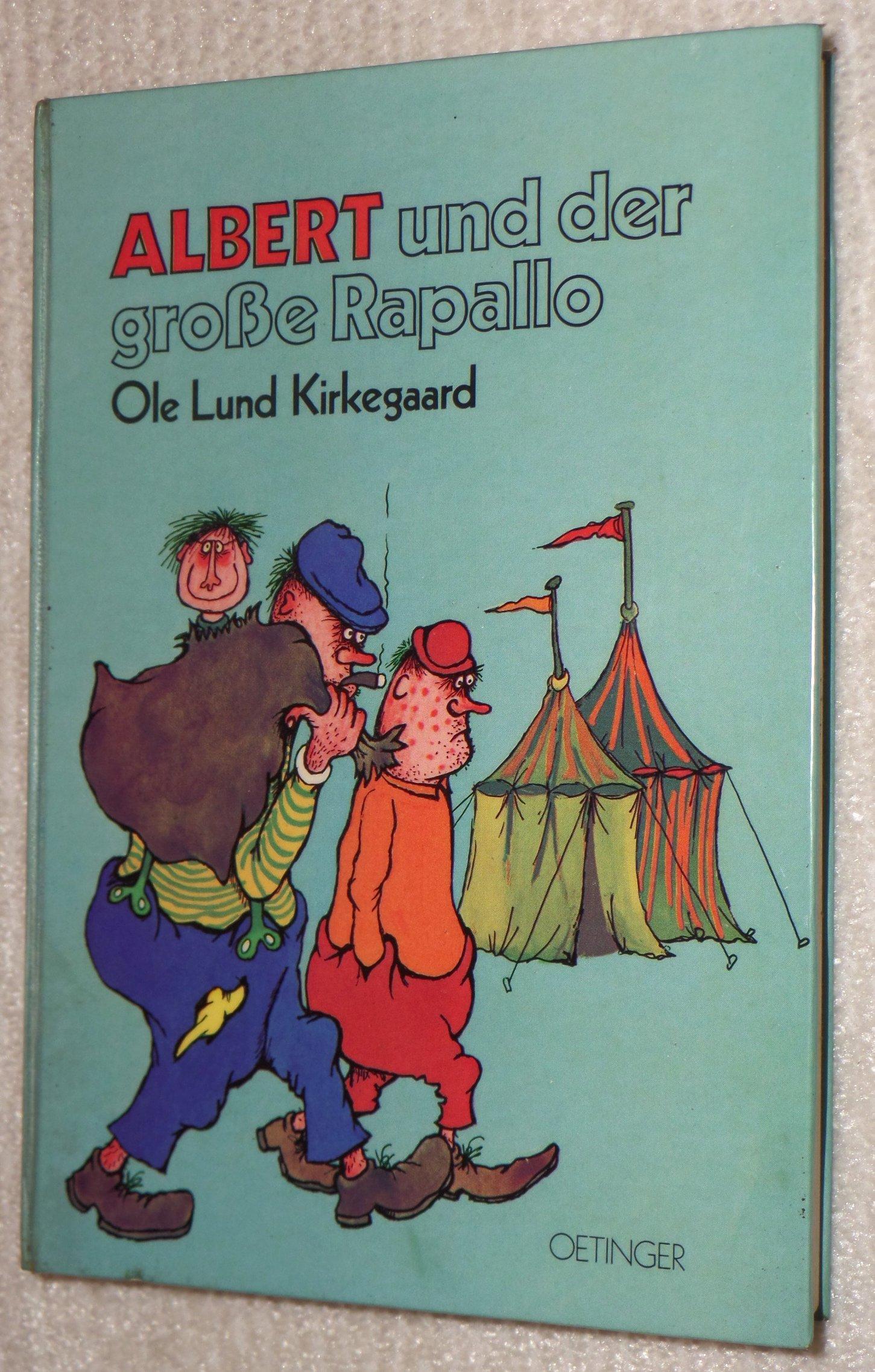 Albert und der große Rapallo