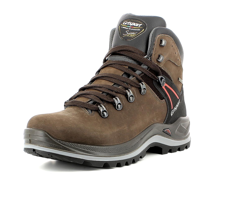 grauport Unisex Schuhe Herren und Damen aus der Ranger Linie, Trekking- und Wanderstiefel aus hochwertigem Leder, Membrankonstruktion