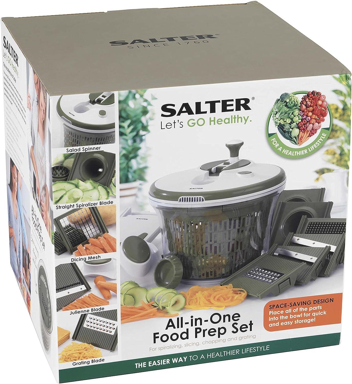 Compra Salter bw05517 Todo en uno Juego de preparación de ...