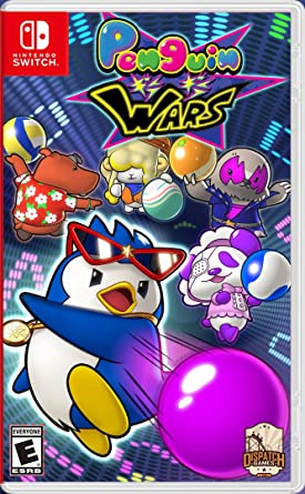 Penguin Wars Nintendo Switch Game (#) [Importación inglesa ...