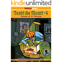 TANTRI THE MANTRI (VOL -4) : TINKLE COLLECTION (TANTRI THE MANTRI : TINKLE COLLECTION)
