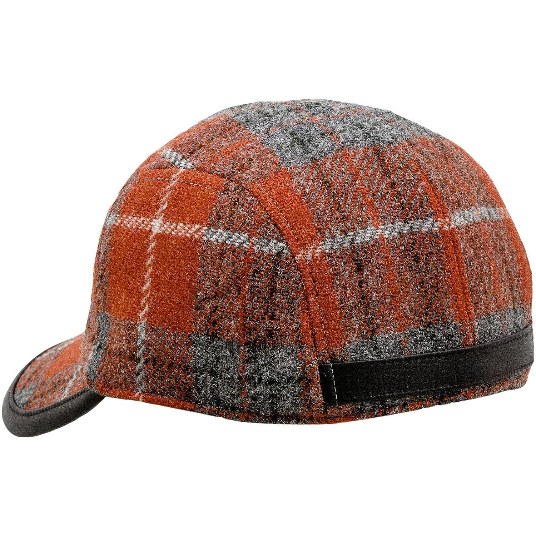 Sterkowski Harris Tweed Winter Ball Cap