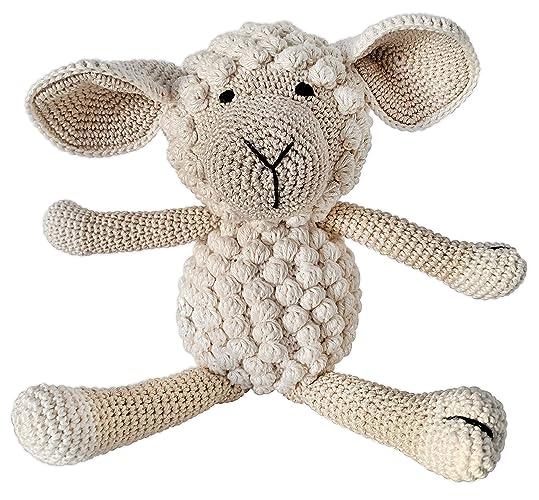 Gehäkeltes Schaf