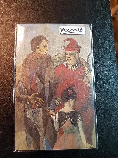Ediciones BLOK Iman Nevera de Pablo Picasso. 6x9 cms. Familia ...