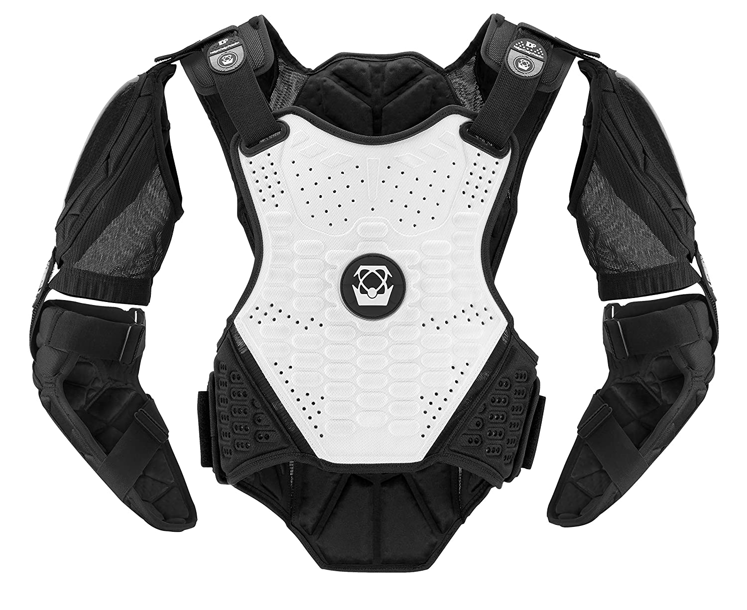 Atlas 2018 Adult Guardian Body Armor - GPF (White - LG/XL)