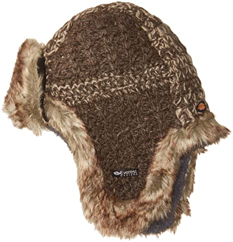 Amazon.com   Everest Designs Unisex Alaska Trapper Hat 01347d1e541