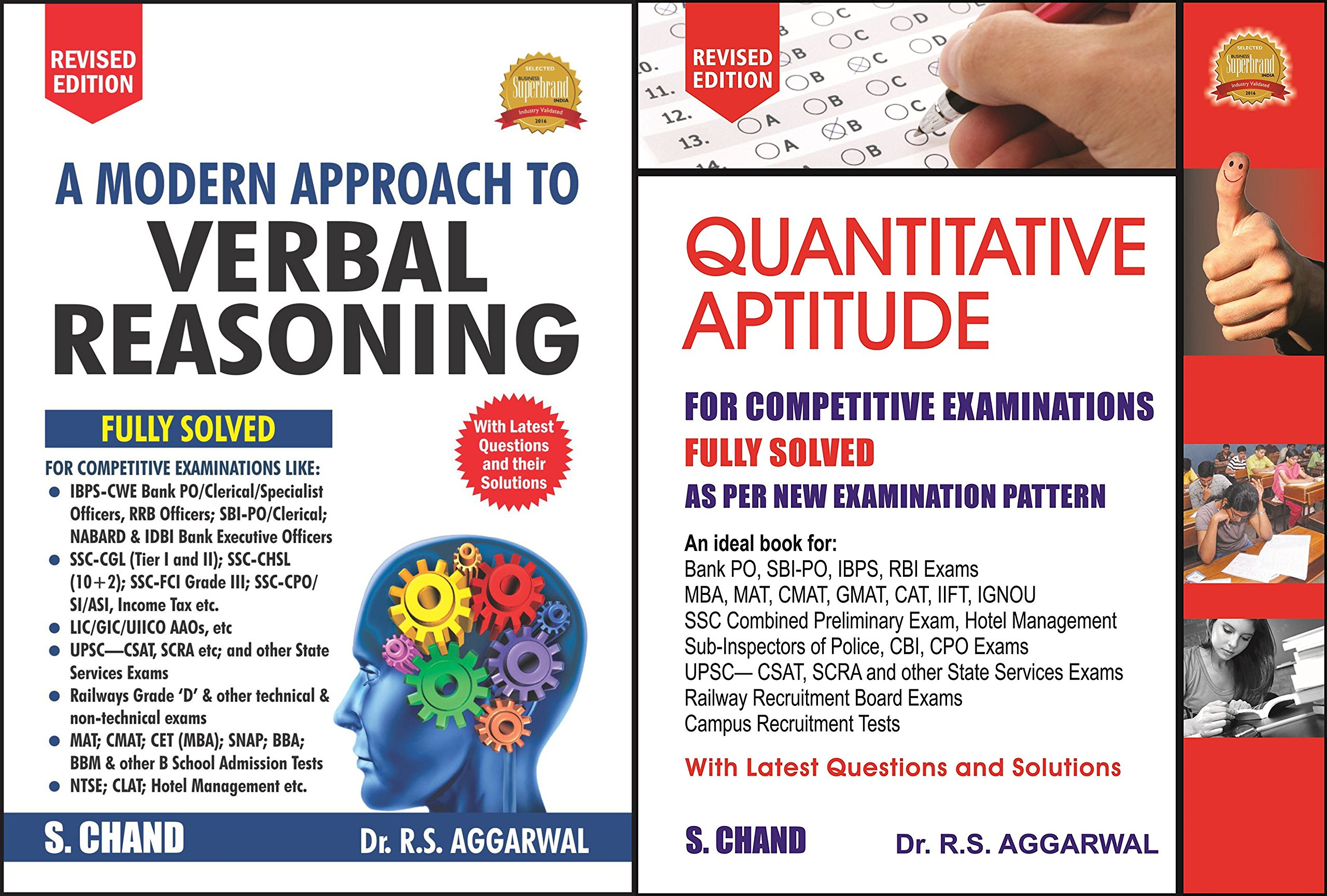 Aptitude And Reasoning Book By Rs Aggarwal