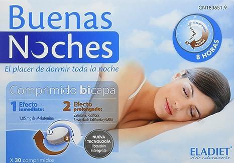 Eladiet - Buenas Noches, 30 comprimidos