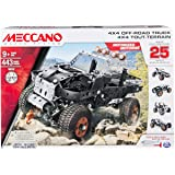 Meccano 6028599 25 Model Set Truck Building Set