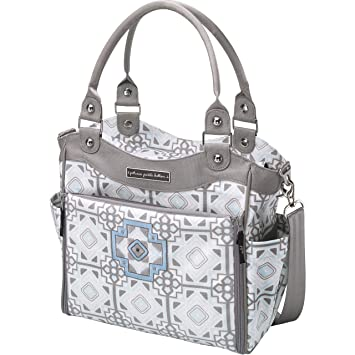 8d033157ee63 Amazon.com   Petunia Pickle Bottom City Carryall Diaper Bag in Sleepy  Seychelles   Baby