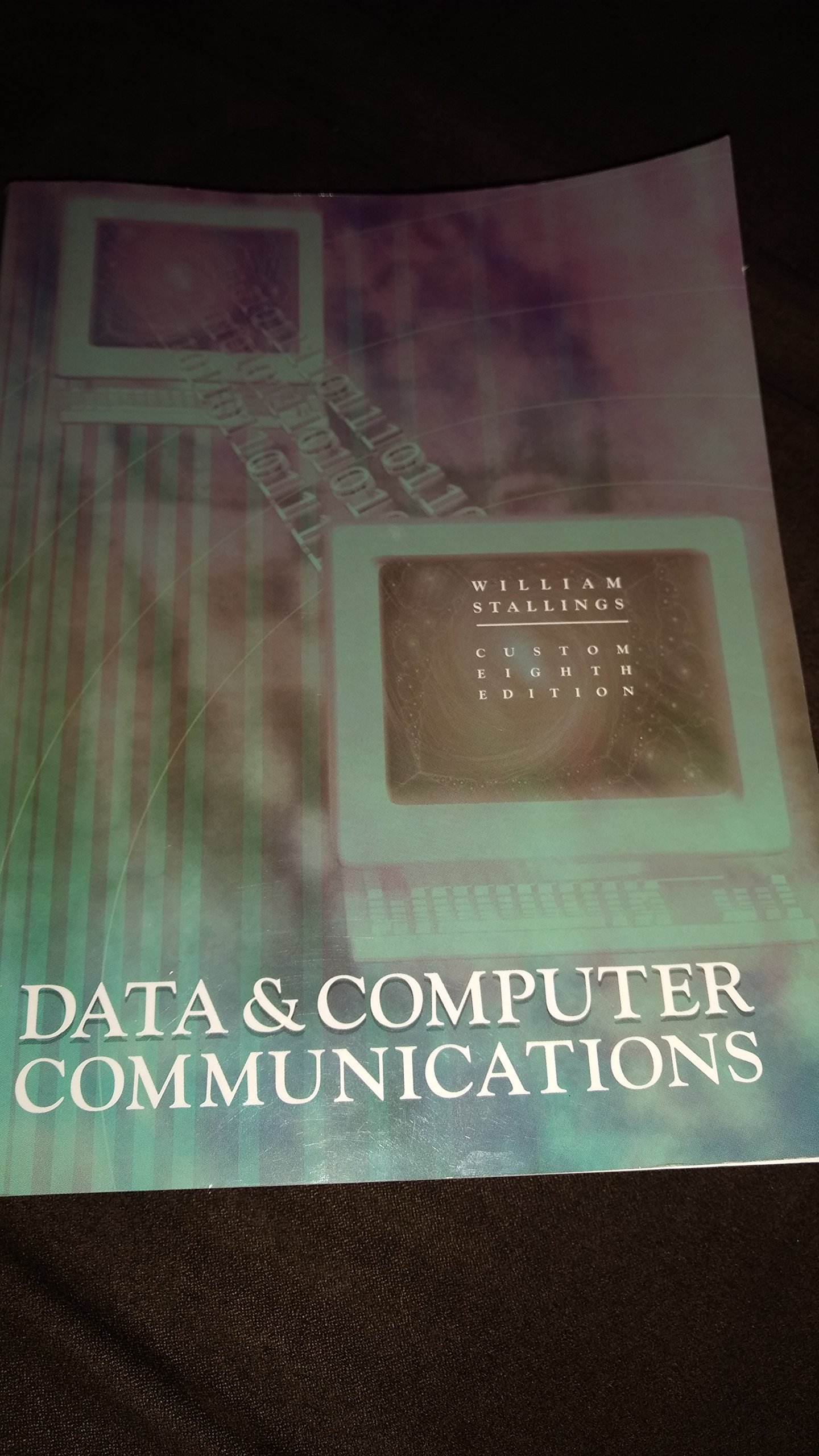 Data And Computer Communications 8th Eighth Edition By William