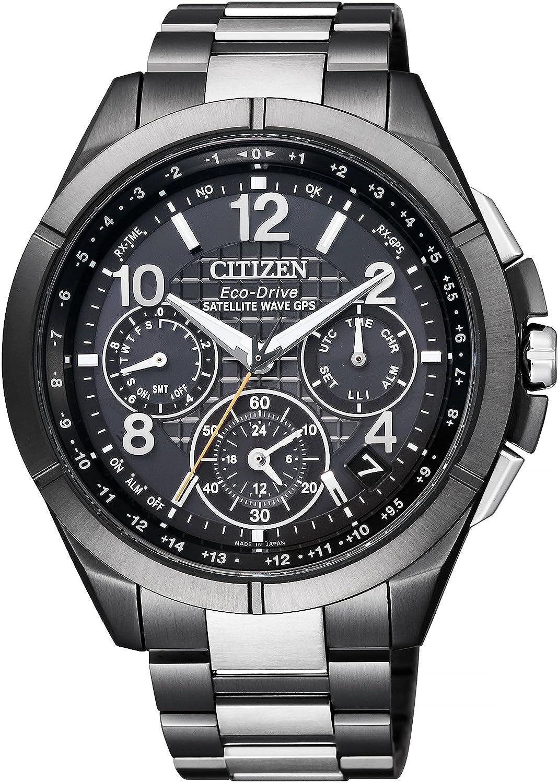 [シチズン]CITIZEN 腕時計 ATTESA アテッサ エコドライブGPS衛星電波時計 F900 CC9075-52E メンズ B075JFX5GY