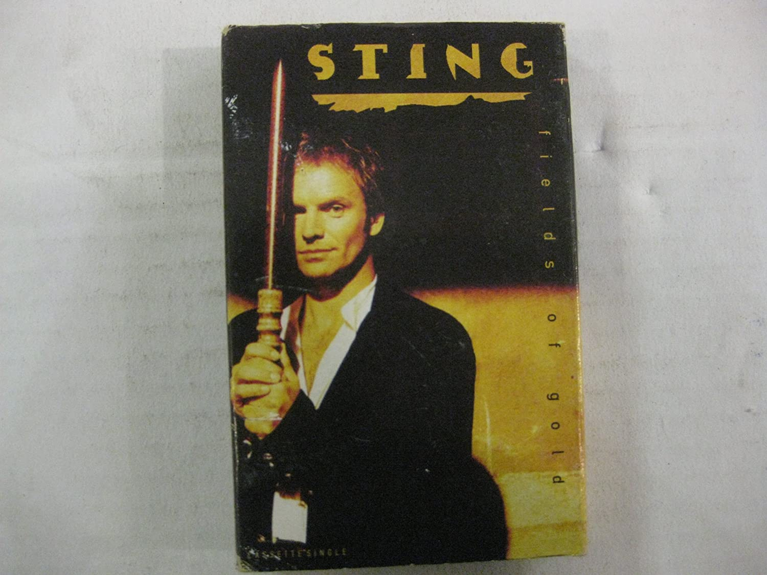 STING - Sting- Fields of Gold - Lp Version / Fields of Gold - Home Video  Version {Cassette Single} - Amazon.com Music