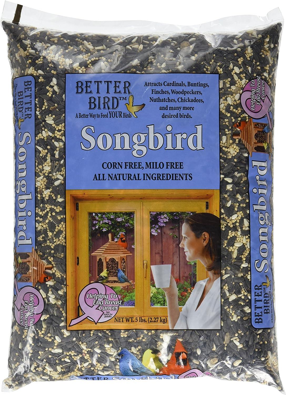 Better Bird Songbird Food, 5 Lb