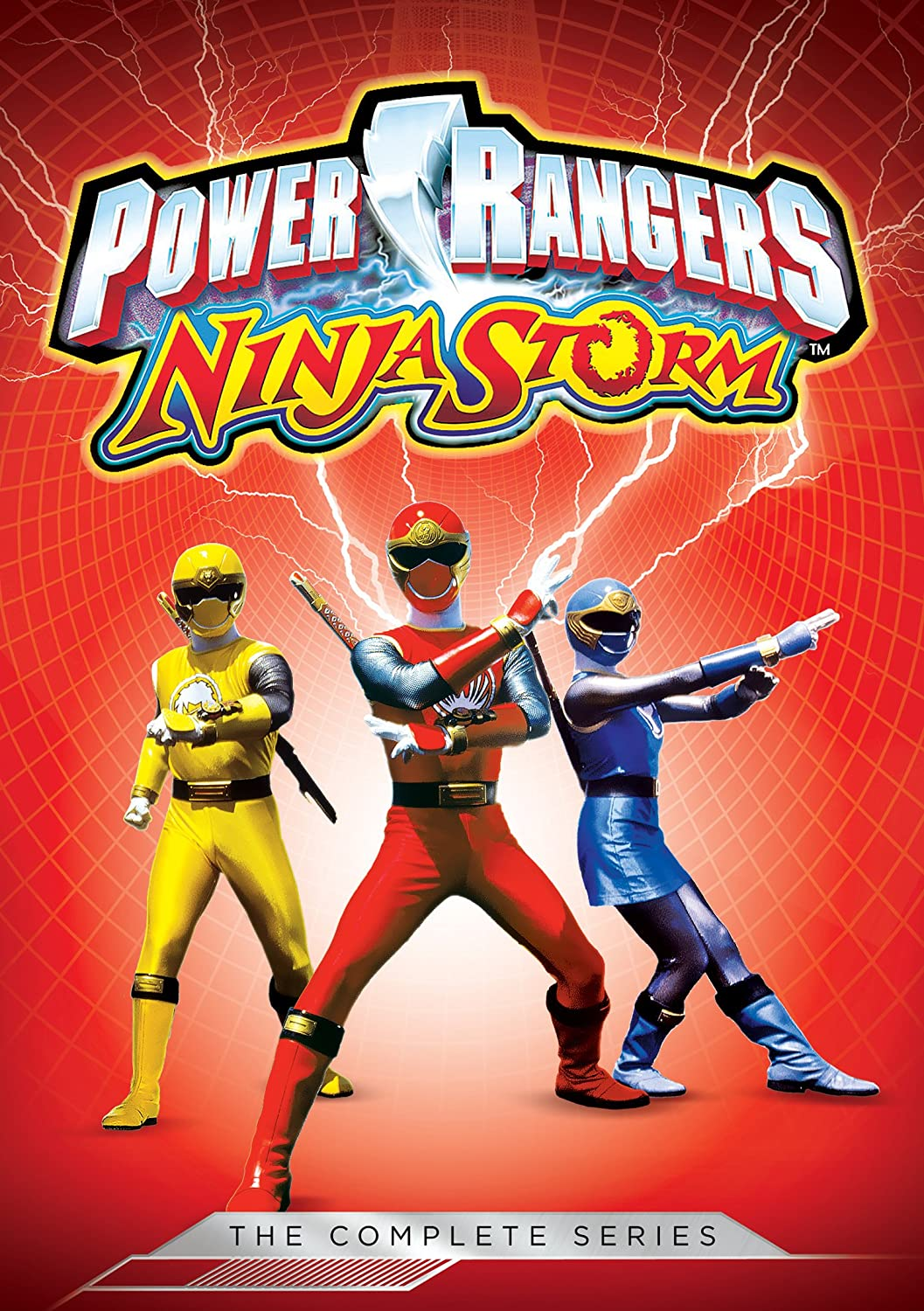 Amazon.com: Power Rangers Ninja Storm: The Complete Series ...