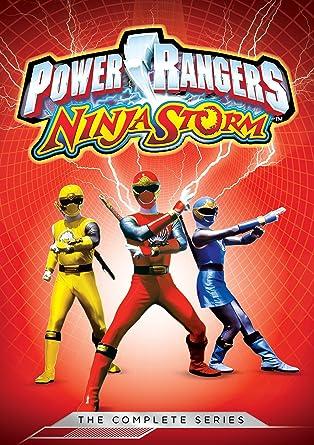 Power Rangers: Ninja Storm - The Complete Series 5 Dvd ...