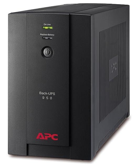 779 opinioni per APC Back-UPS BX Gruppo di continuitàUPS 950VA BX950UI- AVR, 6 Uscite IEC-C13,