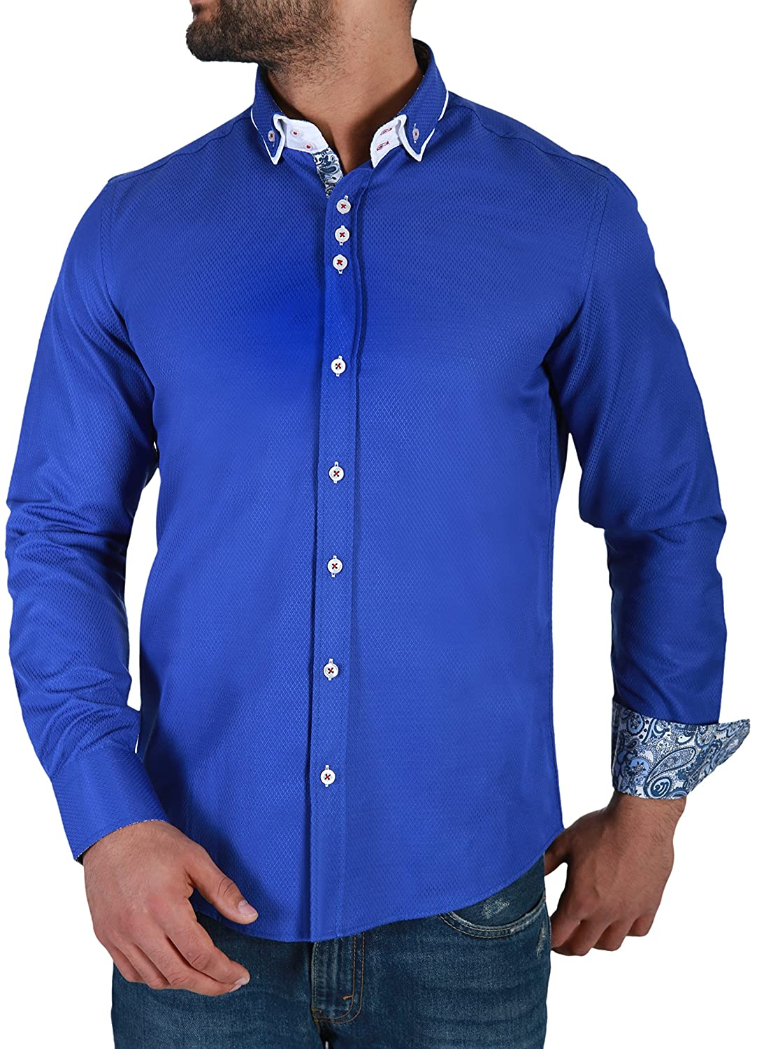 Karl's People - Camisa Casual - para Hombre