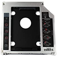 EMMA'S Adaptador - Caddy para Segundo Disco Duro 9.5mm Macbook