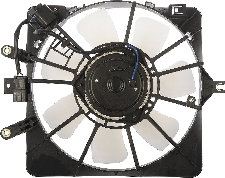 Dorman 620-280 Honda Fit Condensor Fan Assembly