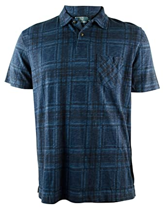 2b0746ac Image Unavailable. Image not available for. Color: Polo Ralph Lauren Men's  Custom-Fit Plaid ...