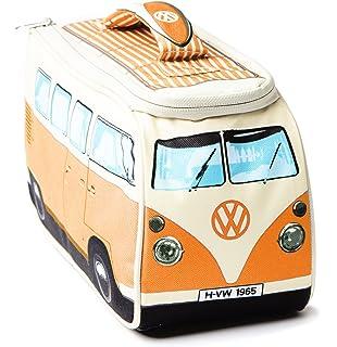 7c77754731 VW Volkswagen T1 Camper Van Lunch Bag - Orange - Multiple Color Options  Available